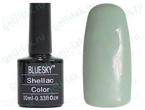 Shellac BLUESKY ZH цвет 4