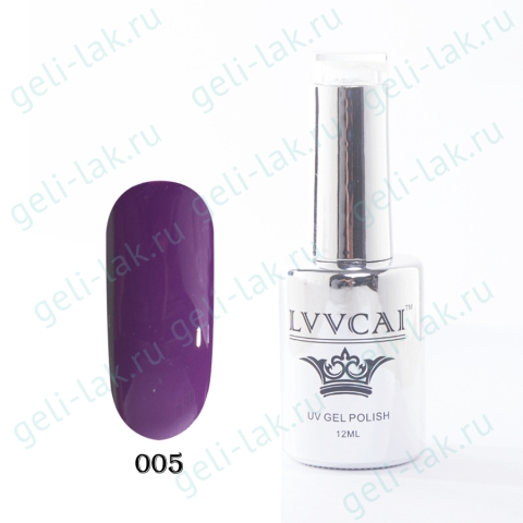 LVVCAI UV GEL POLISH 12МЛ цвет 5