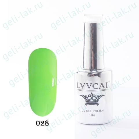 LVVCAI UV GEL POLISH 12МЛ цвет 28
