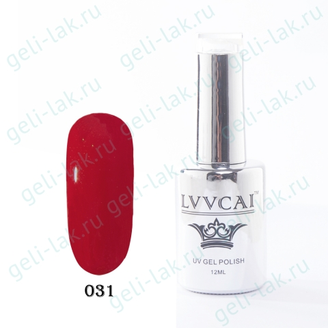LVVCAI UV GEL POLISH 12МЛ цвет 31