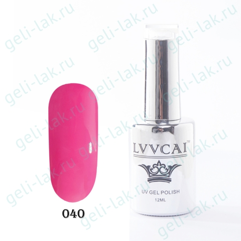 LVVCAI UV GEL POLISH 12МЛ цвет 40