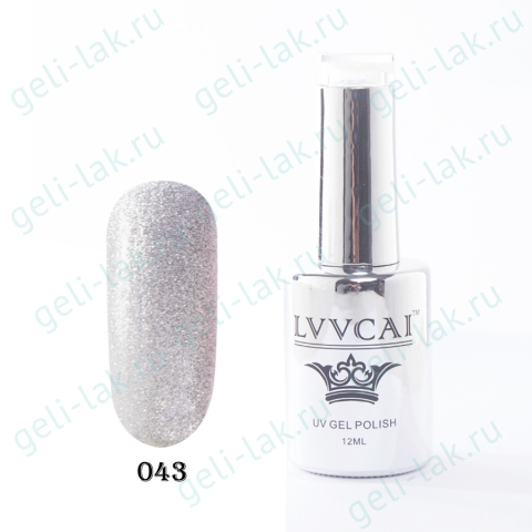 LVVCAI UV GEL POLISH 12МЛ цвет 43