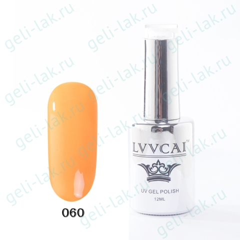 LVVCAI UV GEL POLISH 12МЛ цвет 60