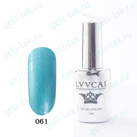 LVVCAI UV GEL POLISH 12МЛ цвет 61