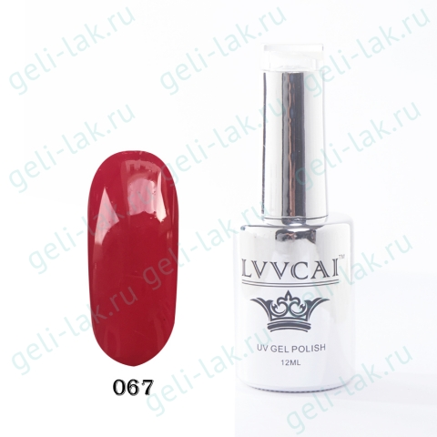 LVVCAI UV GEL POLISH 12МЛ цвет 67