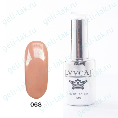 LVVCAI UV GEL POLISH 12МЛ цвет 68