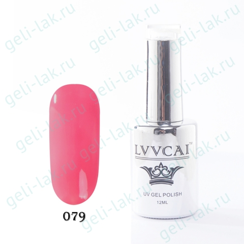 LVVCAI UV GEL POLISH 12МЛ цвет 79