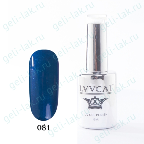 LVVCAI UV GEL POLISH цвет 81