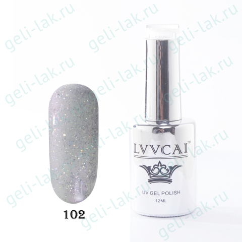 LVVCAI GEL POLISH 12МЛ цвет 102