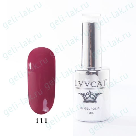 LVVCAI GEL POLISH 12МЛ цвет 111