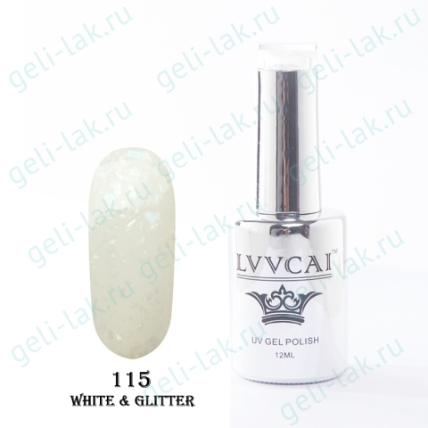 LVVCAI GEL POLISH 12МЛ цвет 115