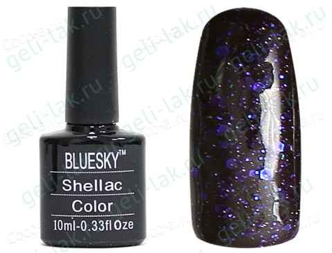 Shellac BLUESKY LZ цвет 12