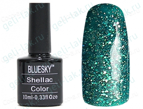 Shellac BLUESKY LZ цвет 6