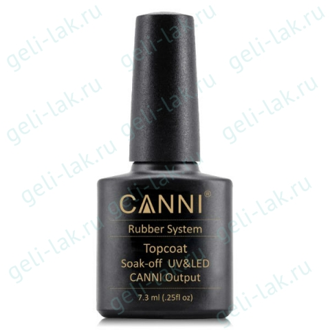 CANNI rubber TOP 7.3ML