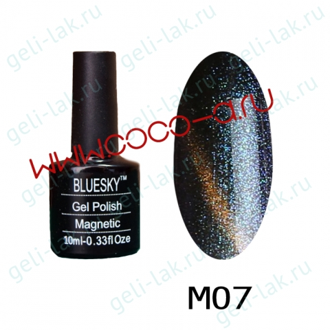 Shellac BLUESKY Magnetic cерия М цвет М 07