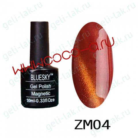 Shellac BLUESKY серия ZM цвет 4