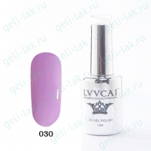 LVVCAI UV GEL POLISH 12МЛ цвет 30