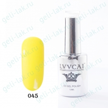 LVVCAI UV GEL POLISH 12МЛ цвет 45