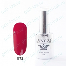 LVVCAI UV GEL POLISH 12МЛ цвет 72