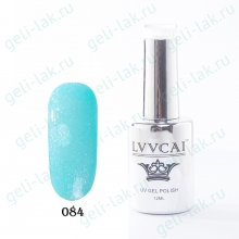 LVVCAI UV GEL POLISH цвет 84