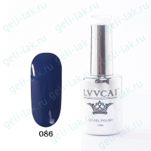 LVVCAI UV GEL POLISH цвет 86