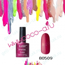 Shellac BLUESKY 80501-80587 цвет 80509