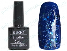Shellac BLUESKY LZ цвет 9